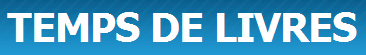 Logo du partenaire : Temps de livres